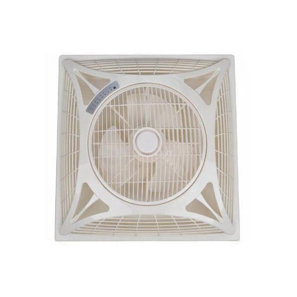 aco recessed drop grid 2x2 14 35cm with remote control 360 degree rotor ceiling fan