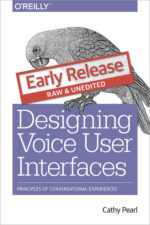 Cathy Pearl — Designing Voice User Interfaces