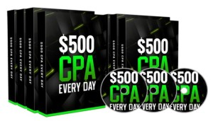 $500 CPA Every Day by GLynn Review
