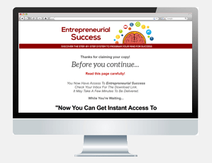 EEntrepreneurialSuccess - Gold Pack + Bonuses By Aurelius Tjin Review