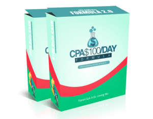CPA $100/Day Formula 2.0 Reloaded