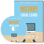 "Instant Local Leads Review – Step By Step Training  System Guide On How To Get Local Leads, And Sell Them To Local Businesses For A Major Profit! Business Owners Are Paying $50 Per Call From This ""Little Known"" Lead Source That Only Costs You $0.30"