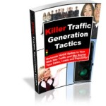 Killer Traffic Generation By Alex O Review – Discover The Neatly Hid Tactics Of How To Generate HUGE Spikes To Your Web Site Traffic And Sky Rocket Your Sales, Leads And Popularity…