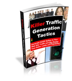 Killer Traffic Generation Review