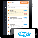 SalesEnvy – Solo Plan (1 User) By Mark Thompson Review – Sell Smarter.  Sell More.  Reduce Overhead. Instantly Turn Skype into a Cost-Reducing CRM, Outbound Call Solution & Lead Generation Machine!