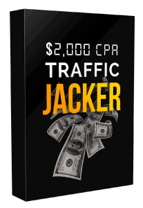 $2K CPA Traffic Jacker cover