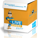 Live Event Blaster Pro Review By Vlad & Stoica – Pro Version With Tons Of Awesome Features Added To Live Event Blaster!
