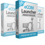 ECOM Launcher Unlimited Review By Able Chika – Awesome Software Makes It Easy To Build Your Own eCom Store With Just A Few Clicks Of Your Mouse