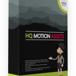 HQ Motion Assets OTO.1 Review By elbamaputra – MORE Modules of Brand New HQ MOTION ASSETS. More Content, More Icon, More Profession