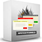 WPStickyFunnels Review By ddev – The Easiest Way To Create A Powerful Scarcity Strategy On Autopilot