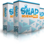 Snap Reviews Pro Review By Stephen Gilbert – A powerful software and detailed training that builds your affiliate marketing business. Simple. Logical. Ethical