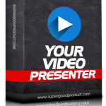 YourVideoPresenter Review By SuperGoodProduct – Brand New Unique Bundle Of Offline Videos And Templates To Create Professional Marketing VideosThat You Can Sell To Your Customers Or Promote Your Own Business