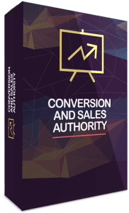 Conversion and Sales Authority Review