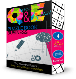 Quick & Easy Puzzle Book Business Review