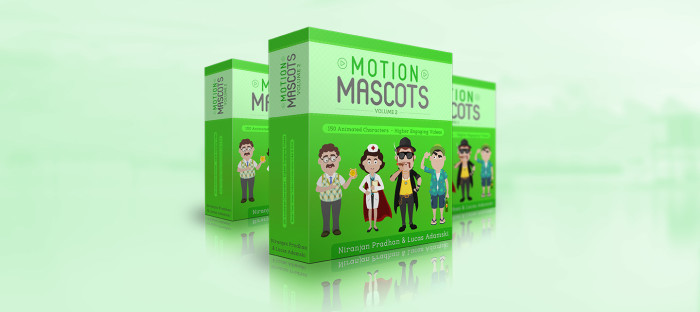 Motion Mascots V2 Review