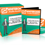 Whiteboard Profits Academy Review By Vu Binh Minh – Reveals An Easy-To-Follow Formula To Create Attractive, High-Converting Whiteboard Videos