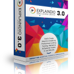 Explaindio 3.0 Review By Andrew Darius – Explaindio LLC – The #1 Animation, Doodle Sketch, And Motion Video Creation Software. Discover How To Create Attention-Grabbing Professional-Looking 2D & 3D Marketing, Explainer & Training Videos In Just Minutes!