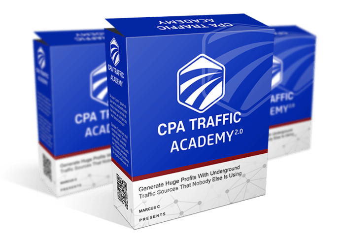 CPA Traffic Academy 2.0 Review