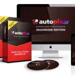 Autopixar MAXIMIZER Pro – 500X Review By Brett Ingram and Mo Latif – AutoPixar MAXIMIZER 500X Your Profits From BUYERS Hands-FREE With REAL Human Engagement On Autopilot