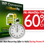 WP Conversion Boost Pro Unlimited Review By David cassar – Get Po Version Of WP Conversion Boost Unlimited. Drive Even More Conversions & Sales With These 3 Huge Upgrades