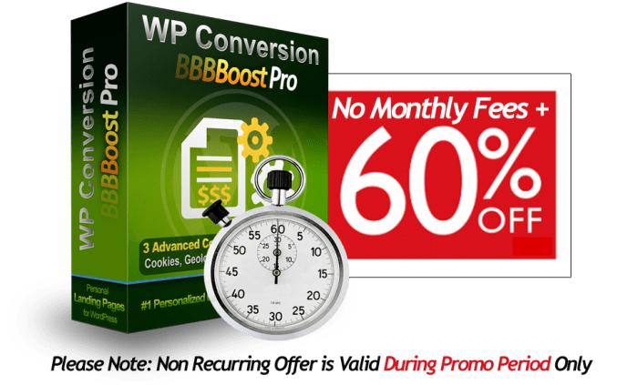 WP Conversion Boost Pro Unlimited Review
