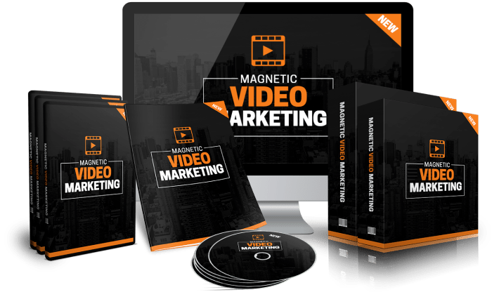 Magnetic VIDEO Marketing [PLR] Review