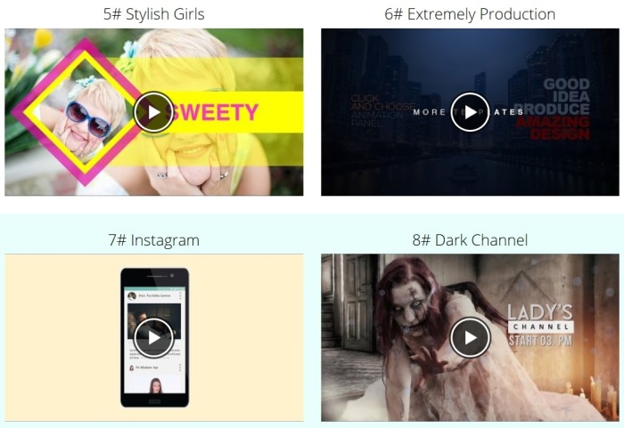 Videoowide:  EasyTool Video Templates Review