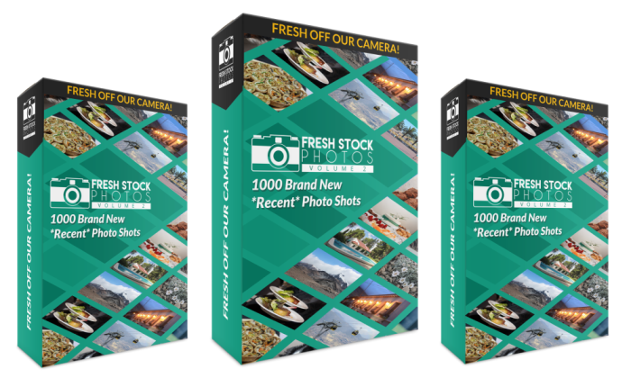 Fresh Stock Photos Vol. 2 Review