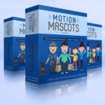 Motion Mascots V3 Review By lucas adamski – Make Highly Engaging, Profit-Generating Videos With 150 Copy-And-Paste Animated Characters