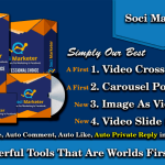 Soci Marketer Review By Tlynn Griffith ( Griff ) – Amazing New Facebook Software That Will Allow You To Earn Massive Exposure And $3742.00 In 7 days In Just 3 Simple Set And Forget Steps