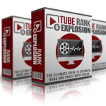 Tube Rank Explosion Review By Lenny Rowell – A Complete 'Over-The-Shoulder' Video Training Course on How I Rank YouTube Videos on Page One of Youtube AND Google for Keywords that will Make You Money!