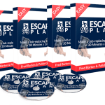 "9-5 Escape Plan Review By AffPro – Case Study: How I Make An Online Income Of $40-$50 A Day In Completely Passive Income, Without Doing Any ""Real Work""…And How You Can Too"