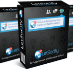LetSocify Elite Lifetime : Automated Facebook Messaging Review By Kimberly & Danny de Vries – The Powerful, Yet Simple Cloud Based Software Allows You To Capture The Facebook Profile Information And The Facebook Email Address Of Subscribers With The Click Of A Button
