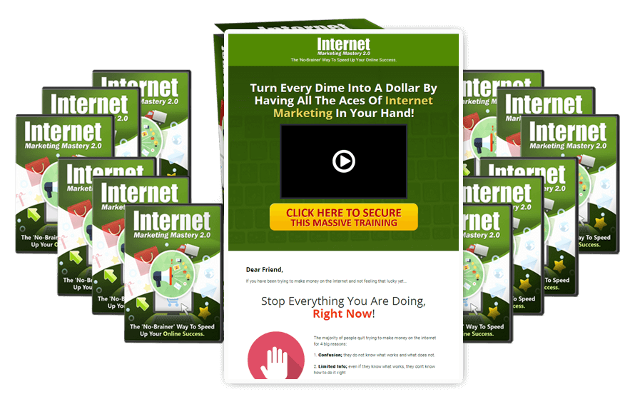 Internet Marketing Mastery 2.0 Review