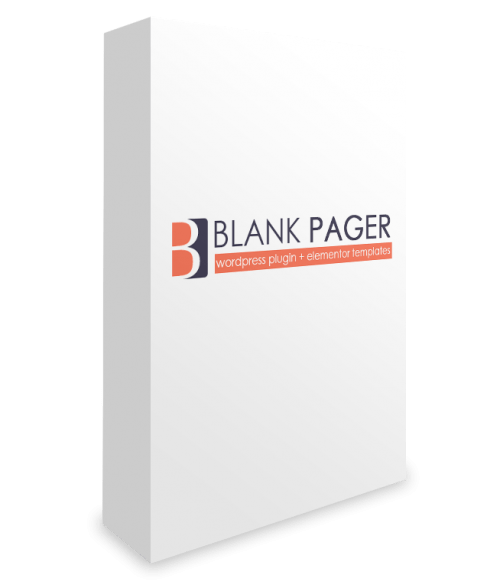 Blankpager Review