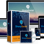 "SharpSocial Review By Abhi Dwivedi [Vega6] – Turn Facebook And Youtube Comments Into Cash Using Worlds Only ""EMOTION-RESPONDER"""
