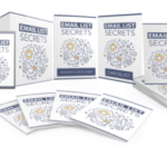 Email List Secrets – Done-For-You PLR Package Review By Aurelius Tjin – Get A Complete 12-Part Step-By-Step Email Marketing Crash Course. Comes Complete With Private Label Rights!