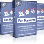 Fan Marketer By Ankur Shukla Review – Get This Software Will Put Your Fanpages on Complete AUTOPILOT & Start Adding Unlimited 100% REAL, Targeted FANS to Any Fanpage in under 2 minutes…