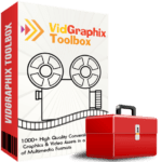 VidGraphix Toolbox PLR Firesale By Dr. Roger Smith Review – Get 13 Awesome Video Graphics Modules containing over 1000+ Premium and Never-Before Seen 2D & 3D Assets Worth Over $5000 Dollars That Are Sure To Make Your Videos Stand Out From The Competition. An Upgrade PLR License As Available!