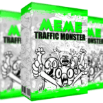 Meme Traffic Monster By Artflair Review – FINALLY: 500 FREE Clicks Daily With A Completely Untapped Method You Have NOT Seen Before… New Never-Before-Taught Method Generates Free Clicks In Any Niche From An Untapped Source