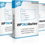 WP Tag Machine By Ankur Shukla Review – Get This New 1-CLICK SEO Plugin For WordPress That Helps You Get 100s of Google Rankings Without Building More Backlinks….