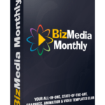 BizMedia Monthly By Dr. Roger Smith Review – DISCOVER THE All-in-One, State-of-the-Art, GRAPHICS, ANIMATION and VIDEO TEMPLATES CLUB A TREASURE TROVE OF EXCLUSIVE 2D & 3D VIDEO ASSETS & GRAPHICS RIGHT AT YOUR FINGERTIPS EVERY SINGLE MONTH!