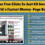 Social Traffic System + Instant Video Pages By Brett Rutecky Review – OTO#1 of Social Traffic System. Monetize Your Free Clicks In Just 60 Seconds With The World's Fastest Money-Page Builder