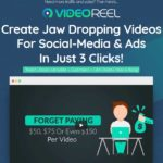 VideoReel Commercial By Abhi Dwivedi [Vega6] Review – Powerful Short Video Creation & Publishing Web App To Create Jaw Dropping Videos For Social-Media & Ads In Just 3 Clicks!