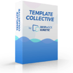Kinetic Yearly Template Club By Lee Pennington Review – Upgrade #1 of DropMock Kinetic. Get 20 Exclusive Stunning Kinetic Templates Delivered Straight To Your Inbox Every Single Month