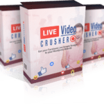 "Live Video Crusher By Ray Lane Review – Get  ""Cutting Edge"" Software Gets You MORE TRAFFIC, LEADS & SALES USING LIVE VIDEOS With JUST A FEW Clicks Of Your Mouse…"