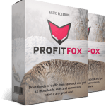 ProfitFox Elite By Dr. Amit Pareek Review – OTO#1 Of ProfitFox. Get 5X More Leads, Commissions And Profits From Not Just 1, But From Unlimited Websites And Drive Floods Of Red-Hot Traffic From Hottest Facebook By Unlocking Never Seen Before Features Of The Elite Edition
