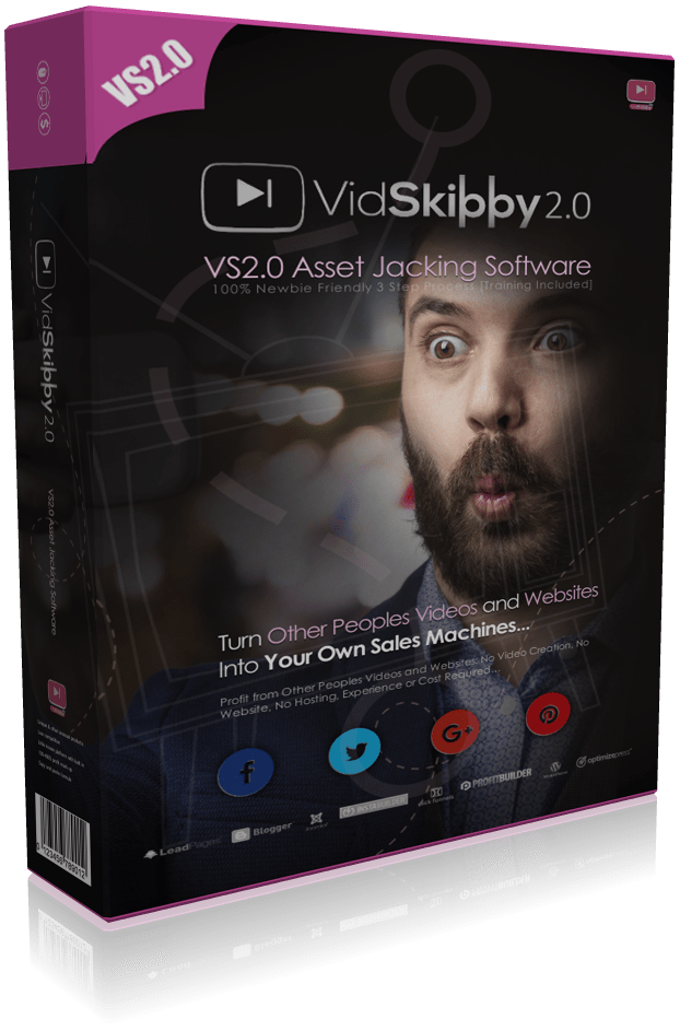 VidSkippy 2.0 By Mark Bishop
