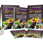 "101 Essential Oils & Aromatherapy Gift Ideas PLR Special By Kate Rieger Review – Get ""101 Aromatherapy And Essential Oils Gift Ideas For Holidays And Special Occasions "" PLR Special. This is a wellness affiliate Abundanza!  Brand, Monetize, Sell & Keep 100% of the Profits"