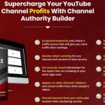 Channel Authority Builder 2 By Cyril Gupta Review – Revealed Best YouTube Optimization And Marketing Software. The Perfect Tool To Help You Build Authority Channels And A Lasting Business On YouTube